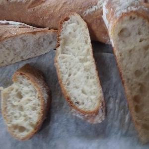 フランスパン作りに挑戦!!