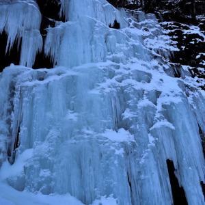 エイプリルフールの滝