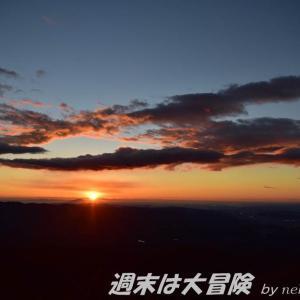 晩秋の赤城山ドライブ