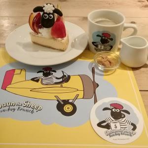 【吉祥寺】ひつじのショーンカフェと、羊を示す英単語