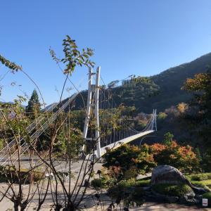 紅葉を求めてin上野村