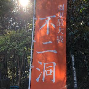関東最大級の鍾乳洞