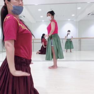 仙川スタジオビギナークラスはオンライン&スタジオ同時レッスン