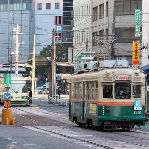 今年見たヤツを全て貼ってみた(苦笑) 広島電鉄1900形 #10