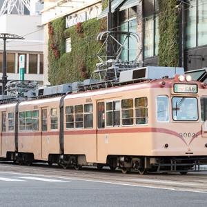 少ない撮影機会をしくじったのが悔しいねえ。 広島電鉄3000形 #13