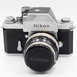 ヤフオクでNikon F Photomic Tを衝動買い(苦笑)