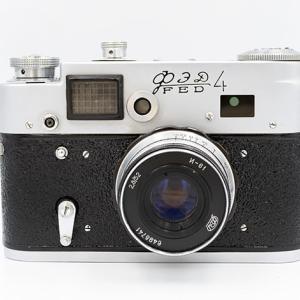 eBayでFED-4を購入
