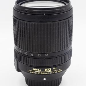Amazonで中古のAF-S DX NIKKOR 18-140mm F3.5-5.6G ED VRを購入