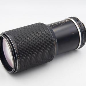 ヤフオクでNIKON SERIES E Zoom 70-210mm F4を購入