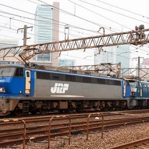 青い電機はいいですなあ♪ EF200-2 #10