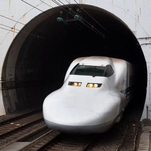 仕事前に「カモノハシ」を撮ってみた(苦笑) 新幹線700系 #2