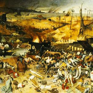 死の勝利(ブリューゲル)