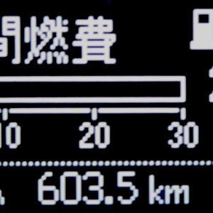 12月~3月の燃費