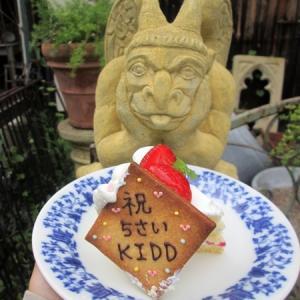Happy Birthday キッド!!!