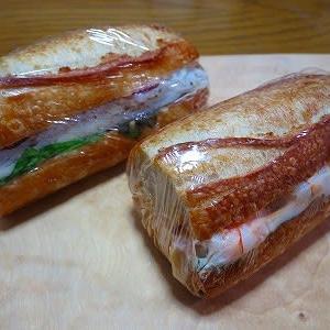 金曜日夕方のサンドイッチ屋台@千葉駅西口