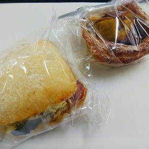 お昼休みにパン屋さんへ行ってきた!