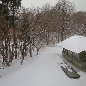裏磐梯で雪見温泉♪1泊2日週末旅行<日曜日>