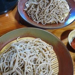 成田の郊外でいただく十割手打ち蕎麦 虎智庵(こちあん)