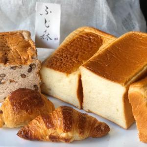 12/15、パンの最高峰「ふじ森」❗️都立大学駅オープン❗️ フランス高級発酵バターたっぷり