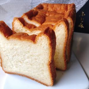 自分ご褒美にもパン❗️「パンの最高峰 ふじ森 」1本3000円の食パン❗️上質さが更に人気!