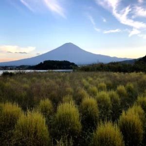 ショパンと富士山と