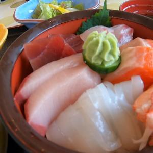新潟の旅☆糸魚川の海沿いで海鮮丼!