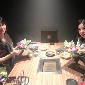 新宿で焼肉♪シャトーブリアン、サーロイン、肉寿司…いいとこ取りの満ぷくコース