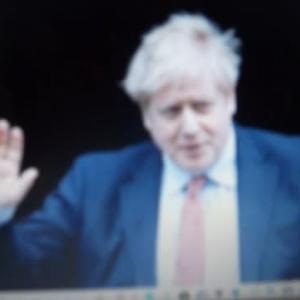 英首相、集中治療室に 新型コロナ症状悪化  御国のトップでも コロナわ強い