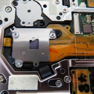 IXY DIGITAL910IS 赤外線改造