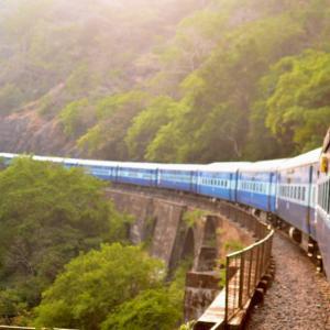 ヨーロッパ鉄道の旅に憧れる