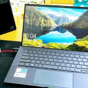 新しいノートPC / ASUS ExpertBook B9 B9450FA