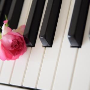 ピアノの音ってイイね