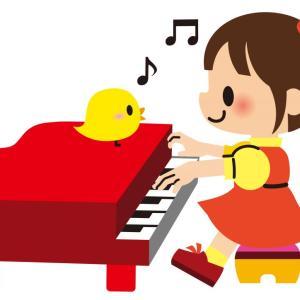 ピアノと花のある暮らし