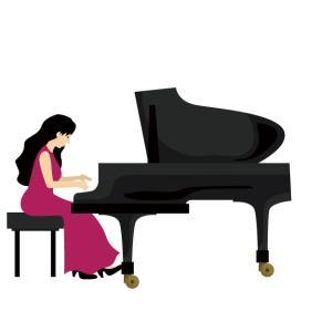 ピアノ演奏 / 軽やかに・ダイナミックに・美しく演奏できるように