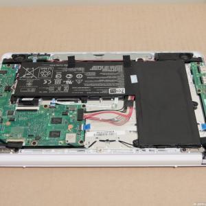 【ASUS】ノートパソコンのバッテリーを交換してみた。【Eeebook X205TA】