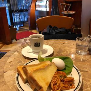 横浜珈琲店五番街【横浜】~昭和の純喫茶でさわやかモーニング