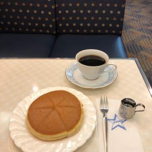 純喫茶アメリカン【大阪・難波】②~レトロな純喫茶で2年ぶりのホットケーキ