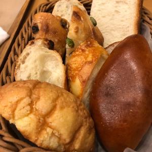 セ・トレボン【博多】~超お得なパン盛りモーニング