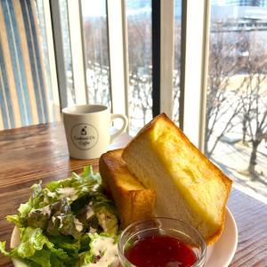 カフェコクテル堂【みなとみらい】③~キングオブ厚切りトーストモーニング