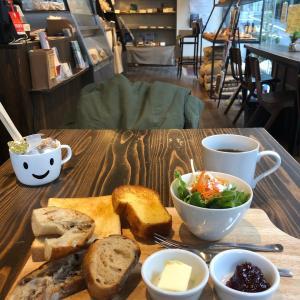 パン・オ・スリール【渋谷】⑦~平日限定!超お得なパン盛りモーニング