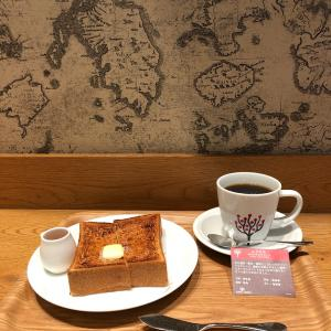CAFE LEXCEL【桜木町】⑦~美味しいコーヒーとトーストでモーニング