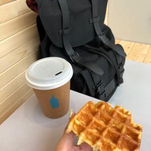 ブルーボトルコーヒーNEWomanYOKOHAMAカフェスタンド【横浜】~横浜にもブルーボトル!
