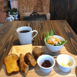 パン・オ・スリール【渋谷】⑧~平日だけの天然酵母パン盛りモーニング
