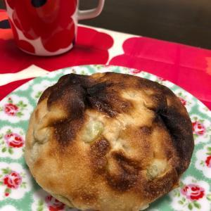 パン・オ・スリール【渋谷】~岩塩の塩気がたまらん枝豆パン