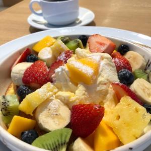 果実園リーベル【桜木町】⑫~フルーツ爆盛りフレンチトースト