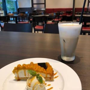 Brasserie 024【新高島】②~シナモン香る焼きかぼちゃのモンブラン