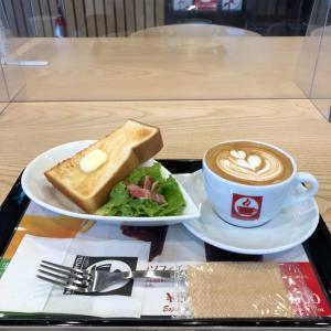 CAFFE BONINI【恵比寿】〜イタリアンカフェでワンコインモーニング