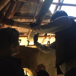 内屋根づくり(5)
