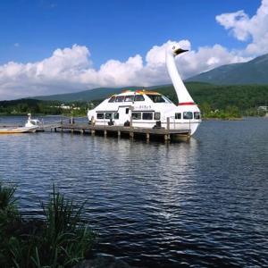 ★夏の高原リゾート白樺湖 .。oO
