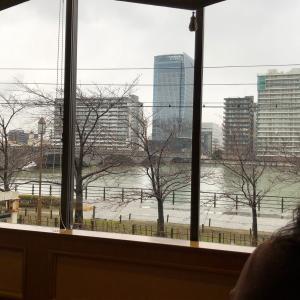 ホテルオークラ新潟で新春ランチ
